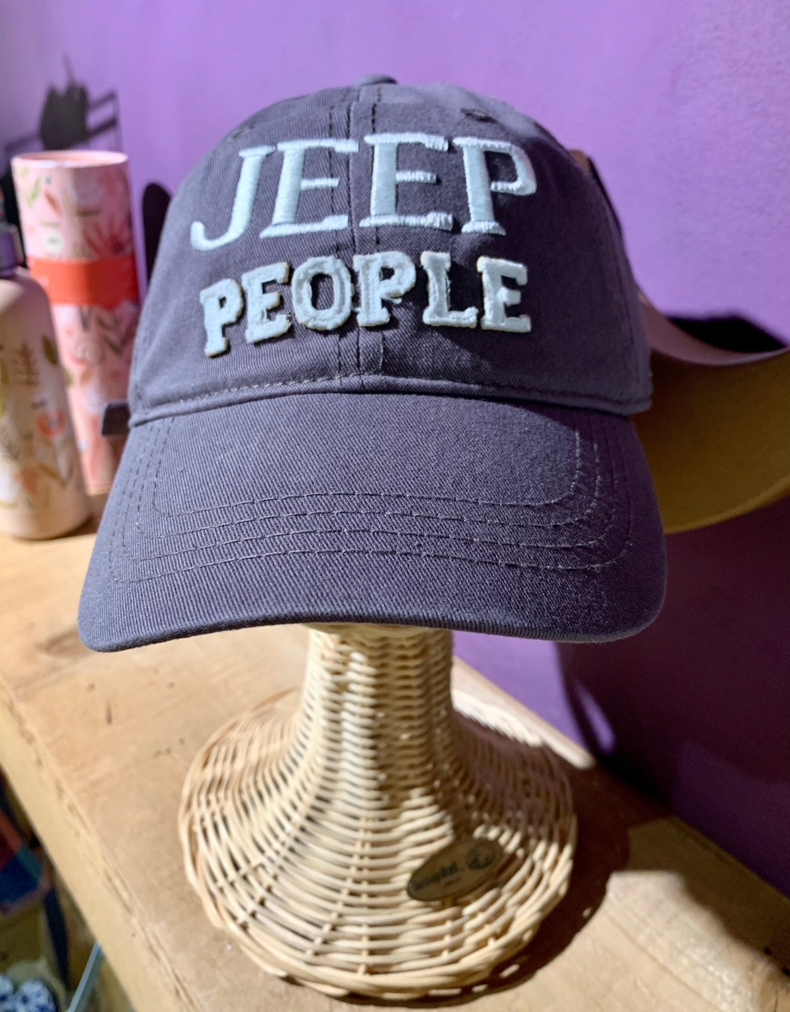 Pavilion Jeep People Hat Grey~Limited Edition