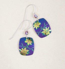 Holly Yashi Holly Yashi Purple Meadow Earring