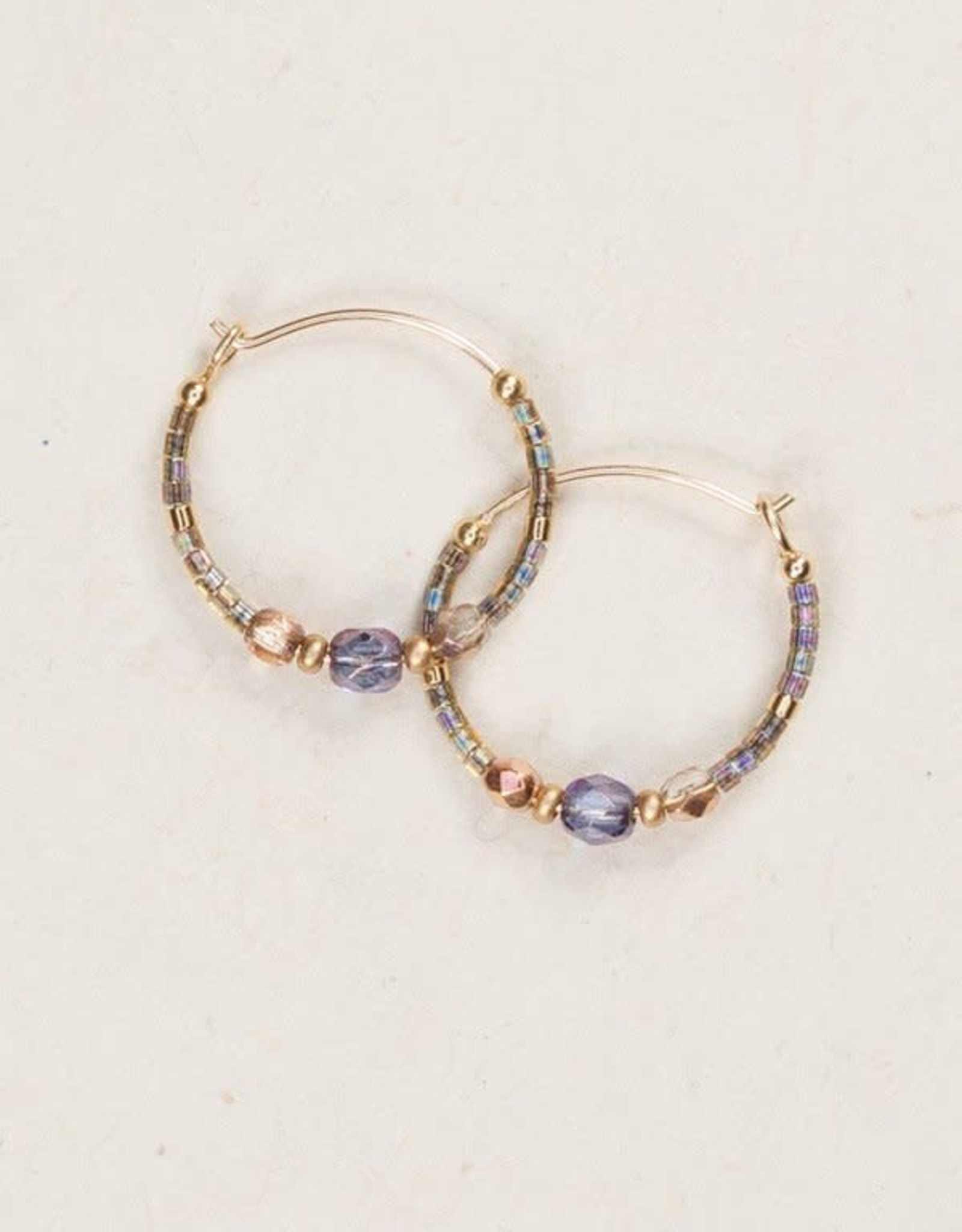 Holly Yashi Sonoma hoop earrings