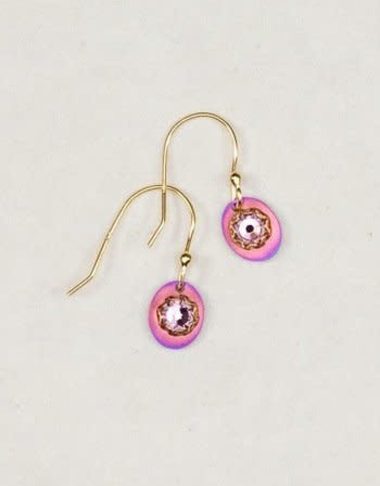 Holly Yashi Rose Julia Earrings