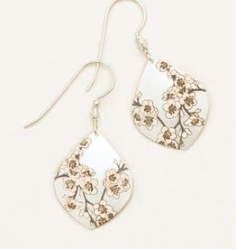 Holly Yashi Holly Yashi Silver Spring in Bloom  Earrings