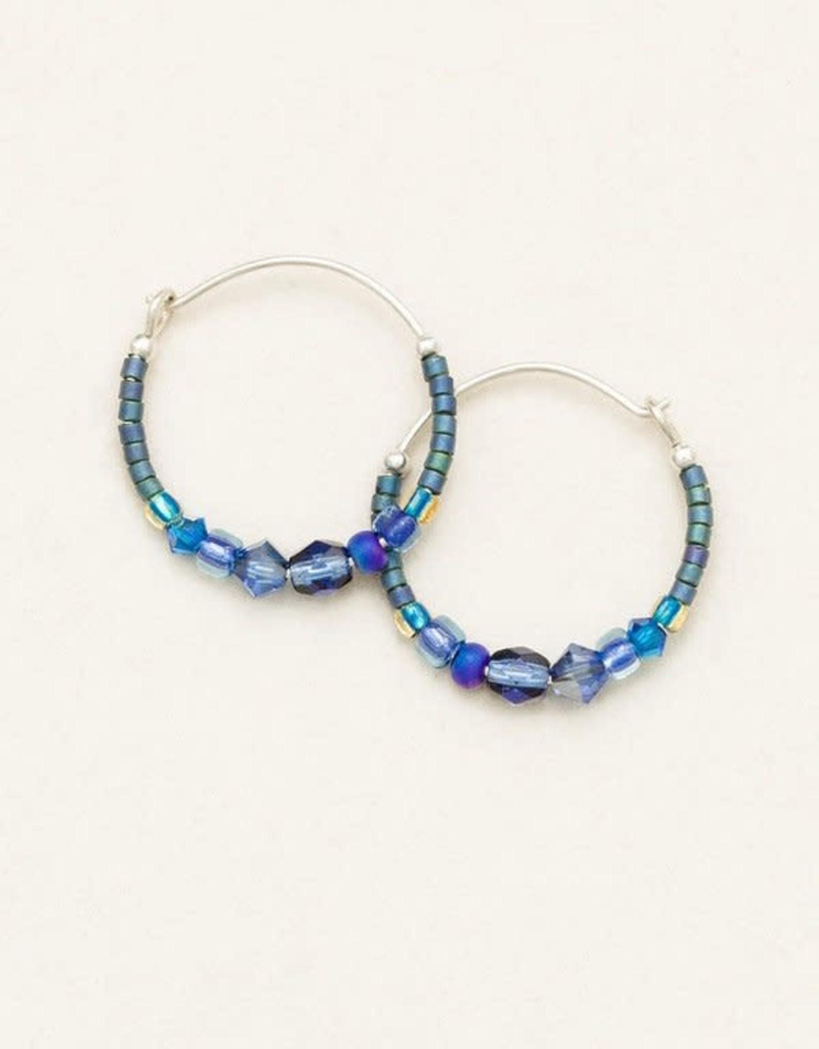 Holly Yashi Holly Yashi Denim Sonoma Earrings