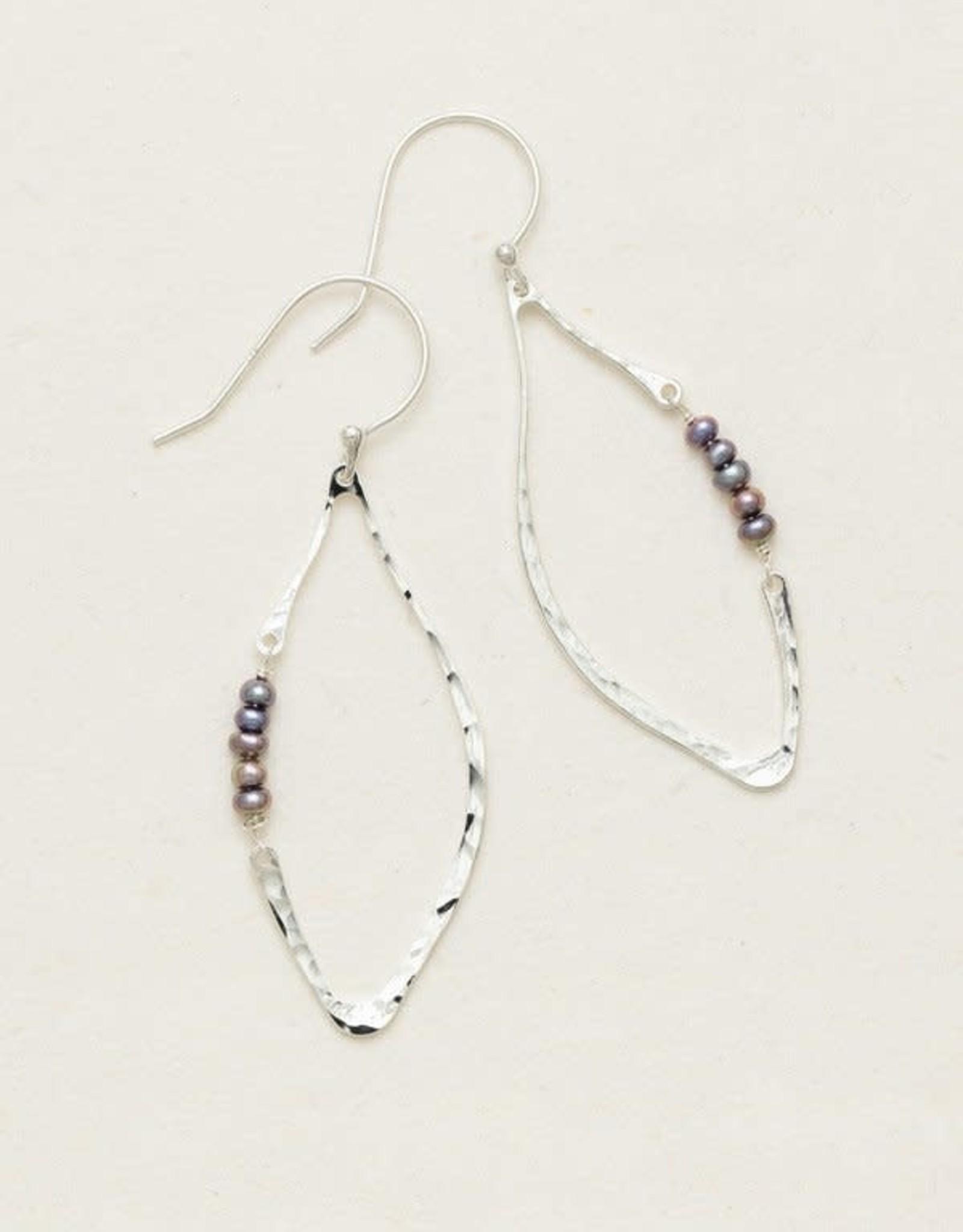 Holly Yashi Holly Yashi Emily Silver Earrings