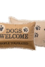 Primitives by Kathy Pillow - Dogs Welcome