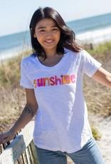 Natural Life Sunshine Boho Tee Shirt