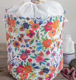Natural Life Laundry bag Bright Floral