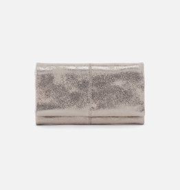Hobo International Hobo Keen Distressed Platinum Wallet