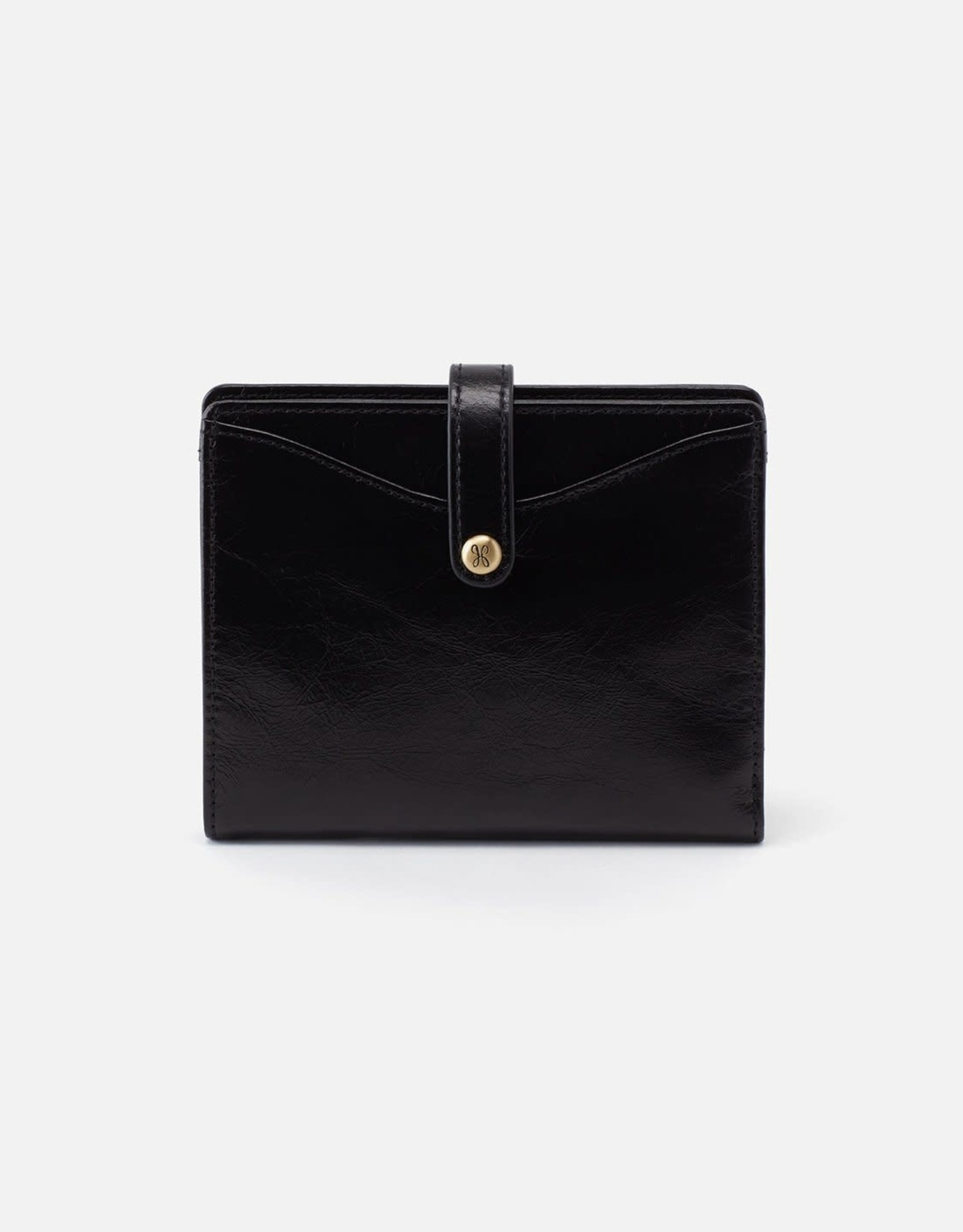 Hobo International Hobo Lift Black Wallet