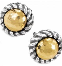 Brighton Gold Magic Mini Post Earrings