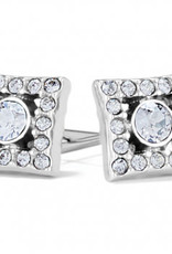 Brighton Illumina Diamond Post Earrings
