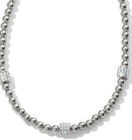 Brighton Meridian Petite Beads Station Necklace