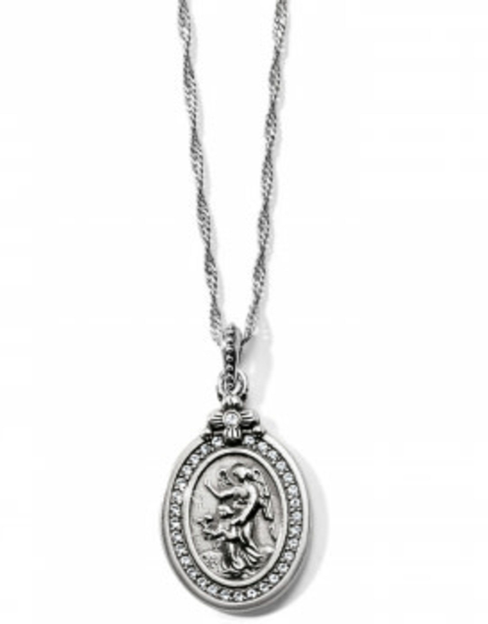 Brighton Brighton Guardian Angel Necklace