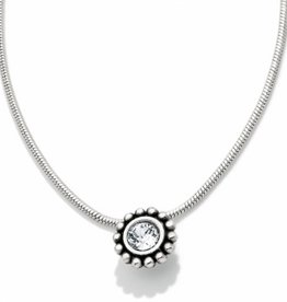 Brighton Twinkle Round Petite Necklace
