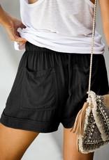 Lily Clothing Lily Drawstring Camp Shorts