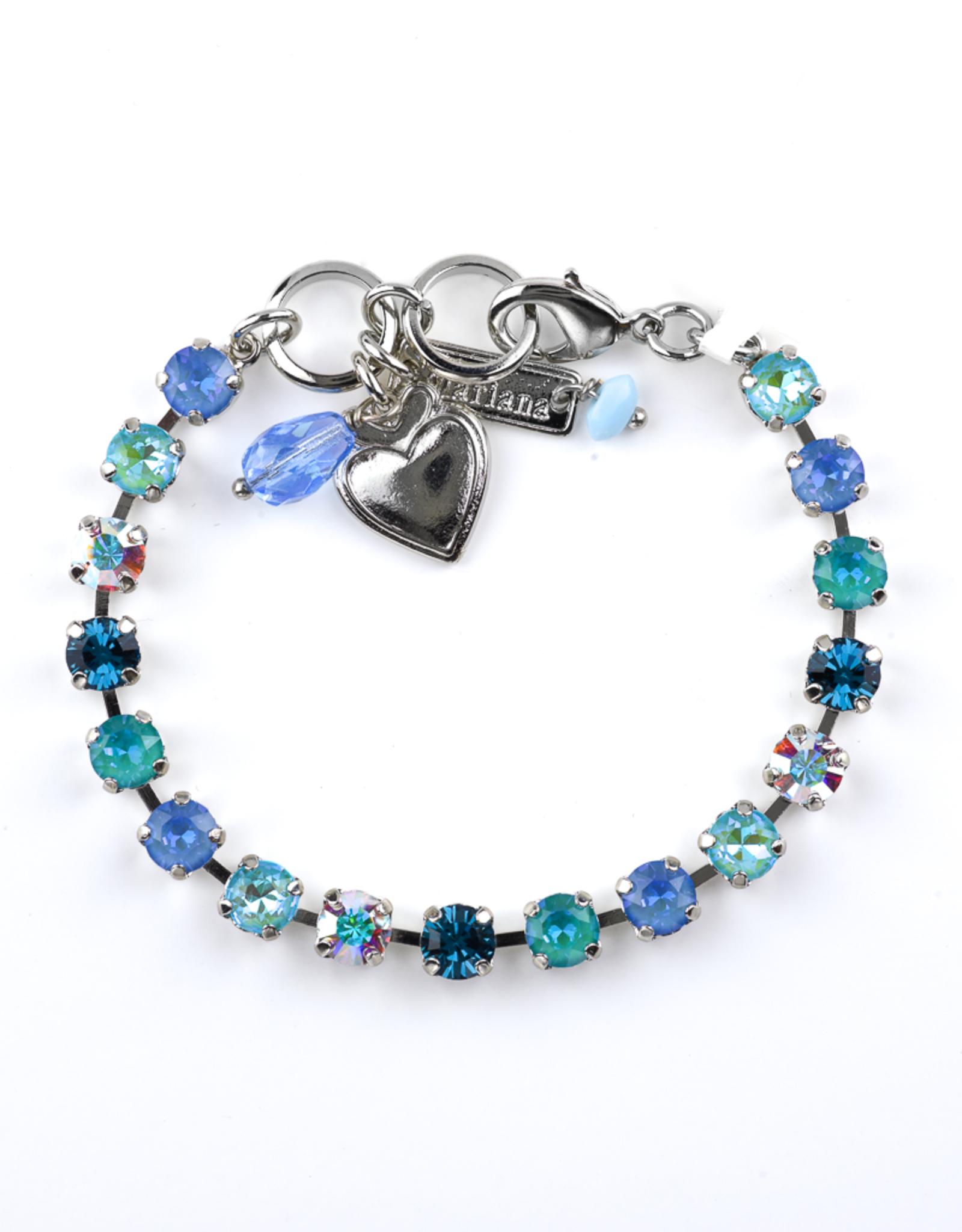 Mariana Bracelet blue green mono
