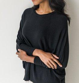 Cobblestone Cobblestone Vera Black Sweater