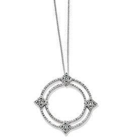 Brighton Illumina Diamond Ring Necklace