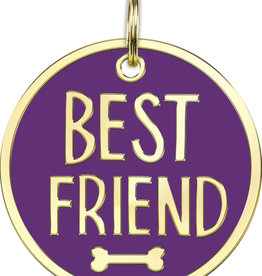 Primitives by Kathy Collar Charm - Best Friend
