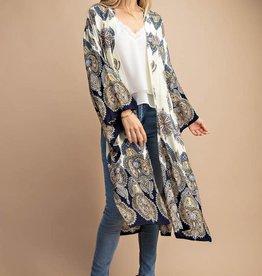 Kori America Long Sleeve Kimono