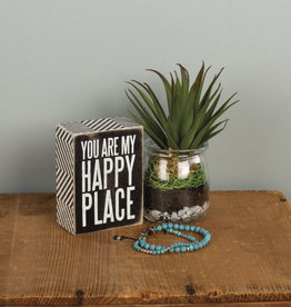 Primitives by Kathy Box Sign You Are My Happy
