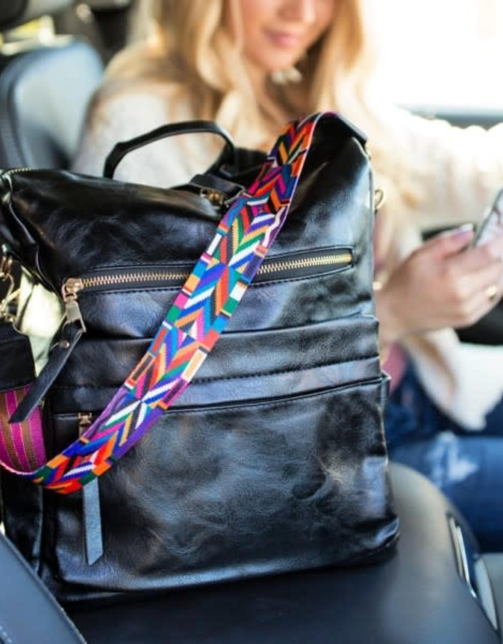 Dani & Em Convertible Guitar Strap Backpack Purse