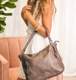 Dani & Em Shaelee Vegan Leather Handbag Purse