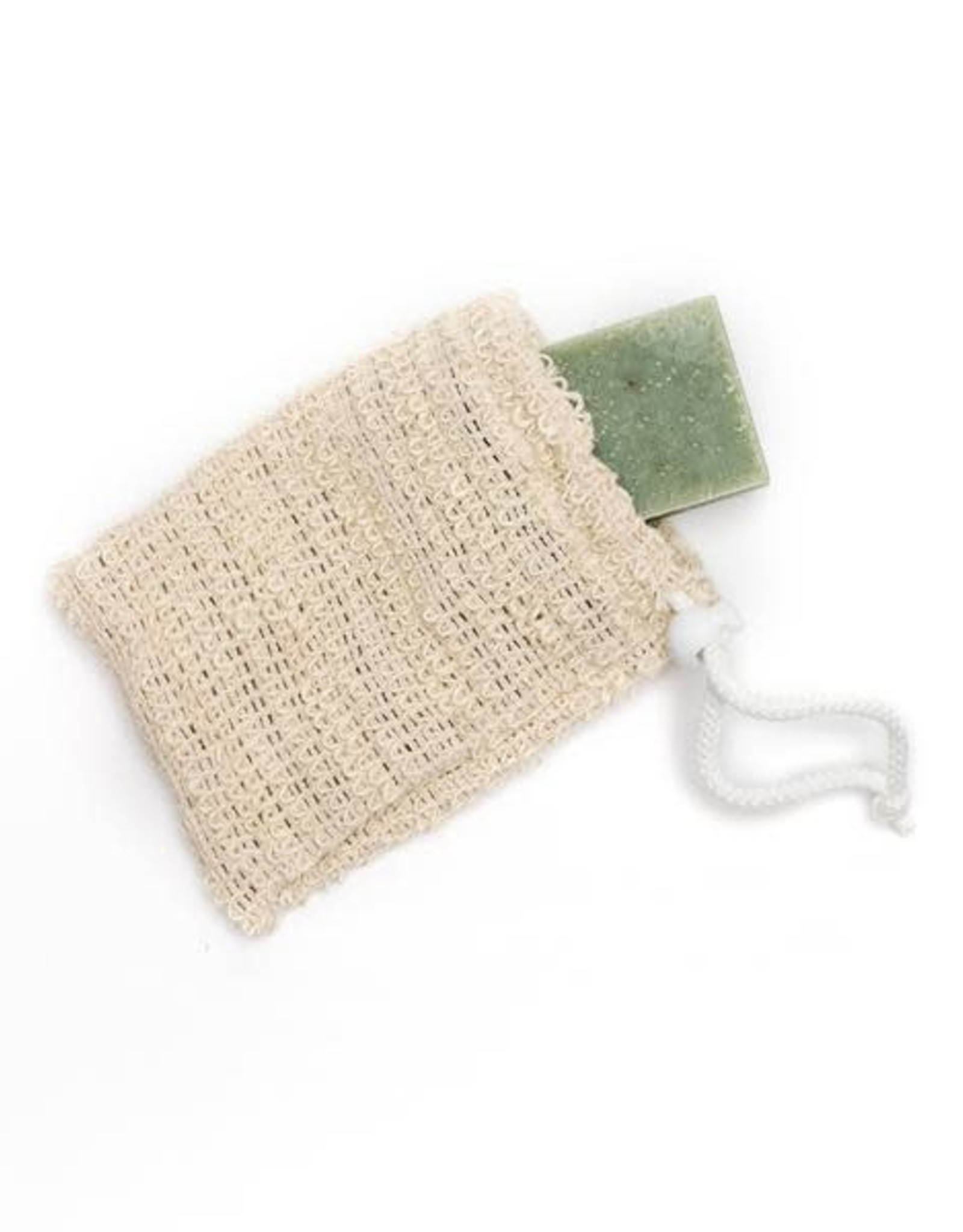 Cait & Co Sisal Soap Sack