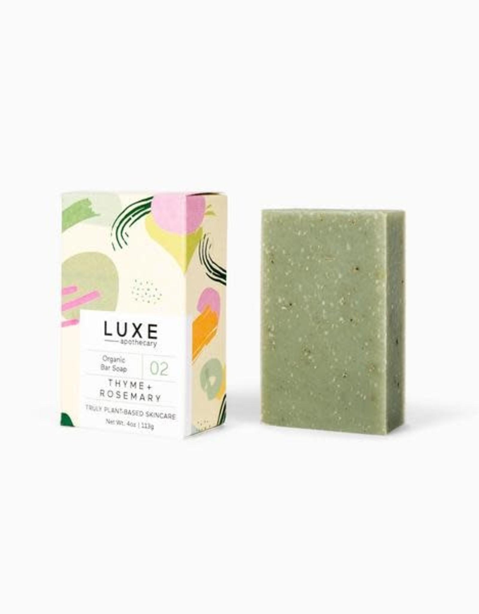 Cait & Co Thyme & Rosemary Organic Bar Soap