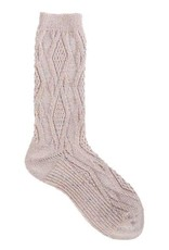 Crescent Sock Company Weekend Cable Crew Socks