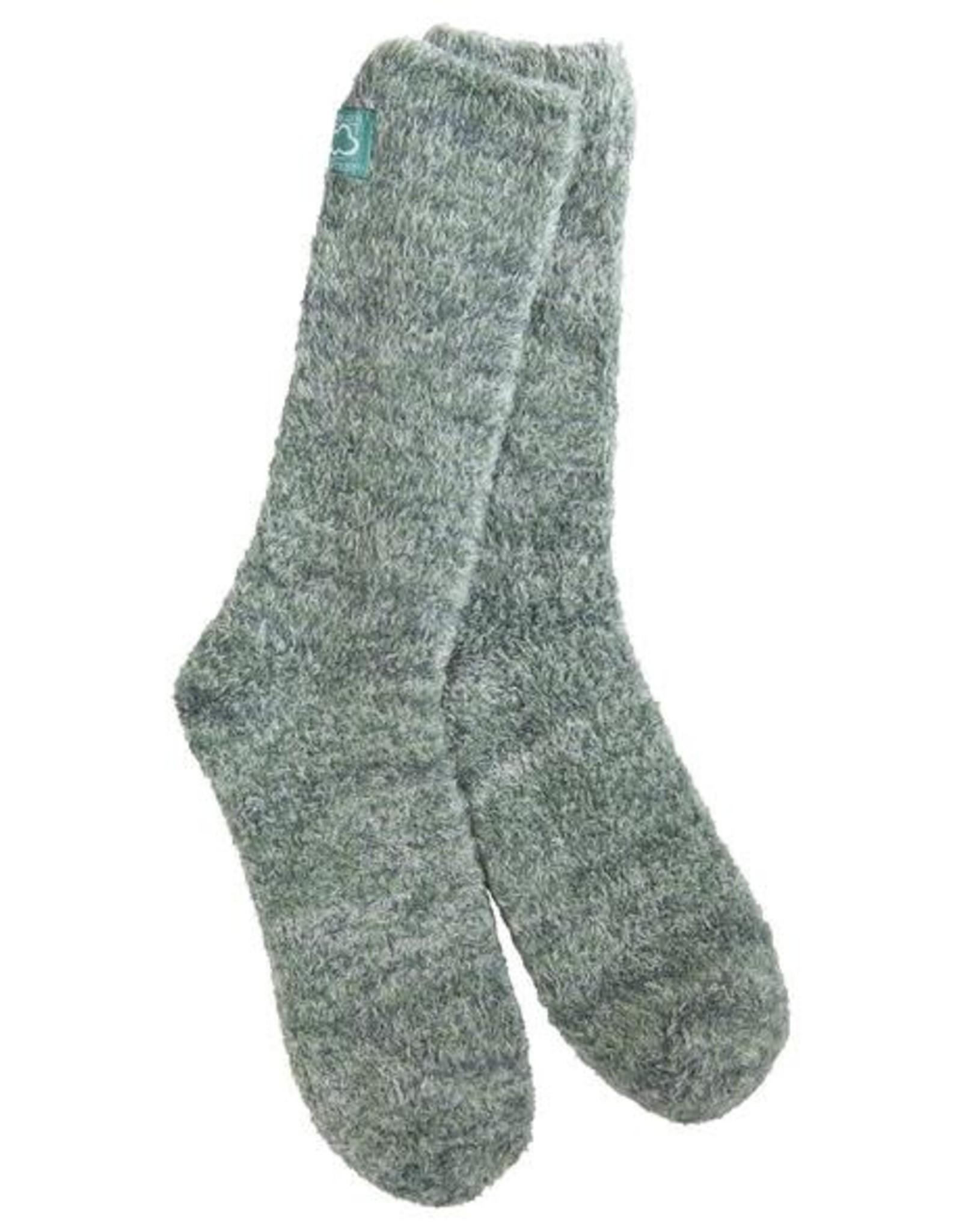 Crescent Sock Company Cozy Luxie Crew Socks