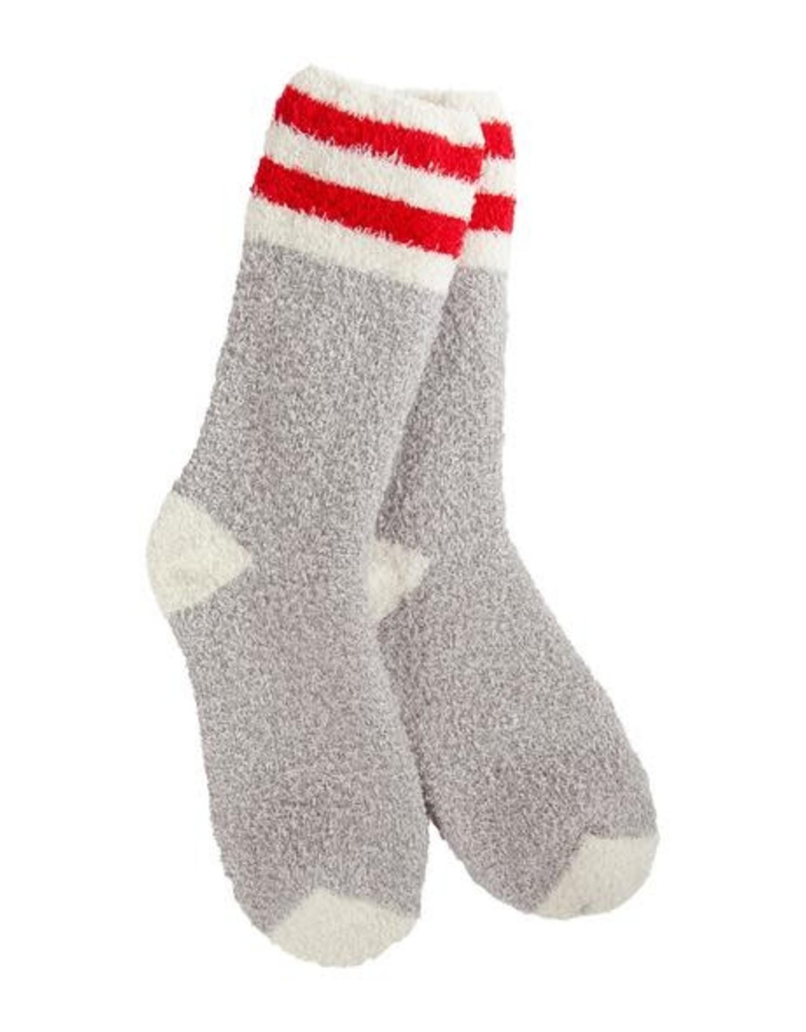 Crescent Sock Company Knit Pickin' Fireside Crew Socks