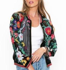 Aratta Bellezza Embroidered Jacket