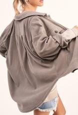 La Miel Plush Jacket