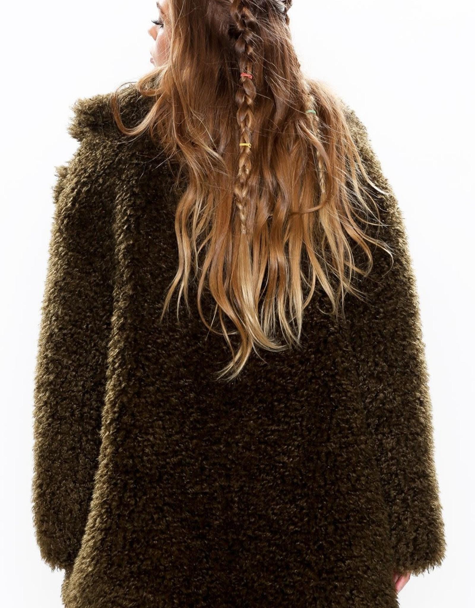 Aratta Fayre Fur Coat