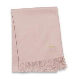 Katie Loxton Thick Plain Scarf - Deep Blush  Pink