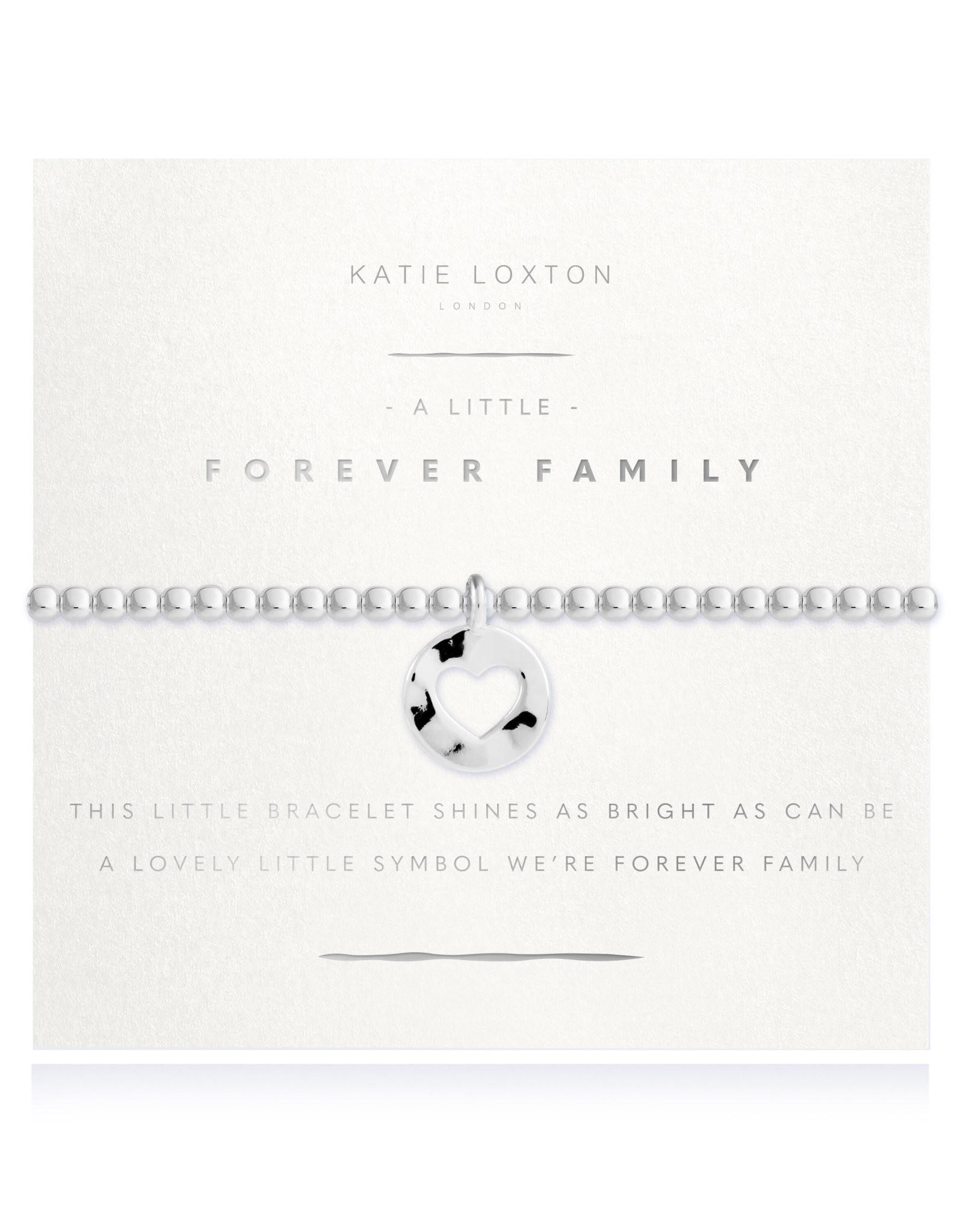 Katie Loxton A Little Forever Family Bracelet