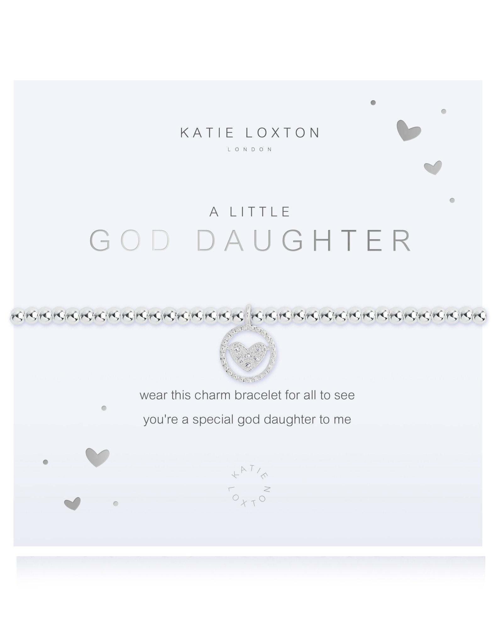 Katie Loxton A Little God Daughter