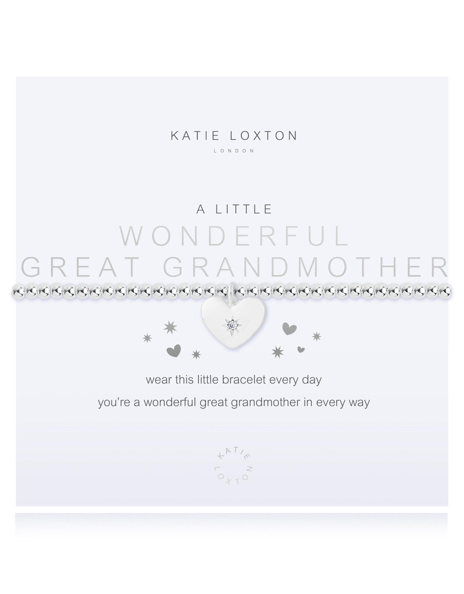 Katie Loxton A Little Wonderful Great Grandma