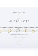 Katie Loxton A Little Music Note Bracelet