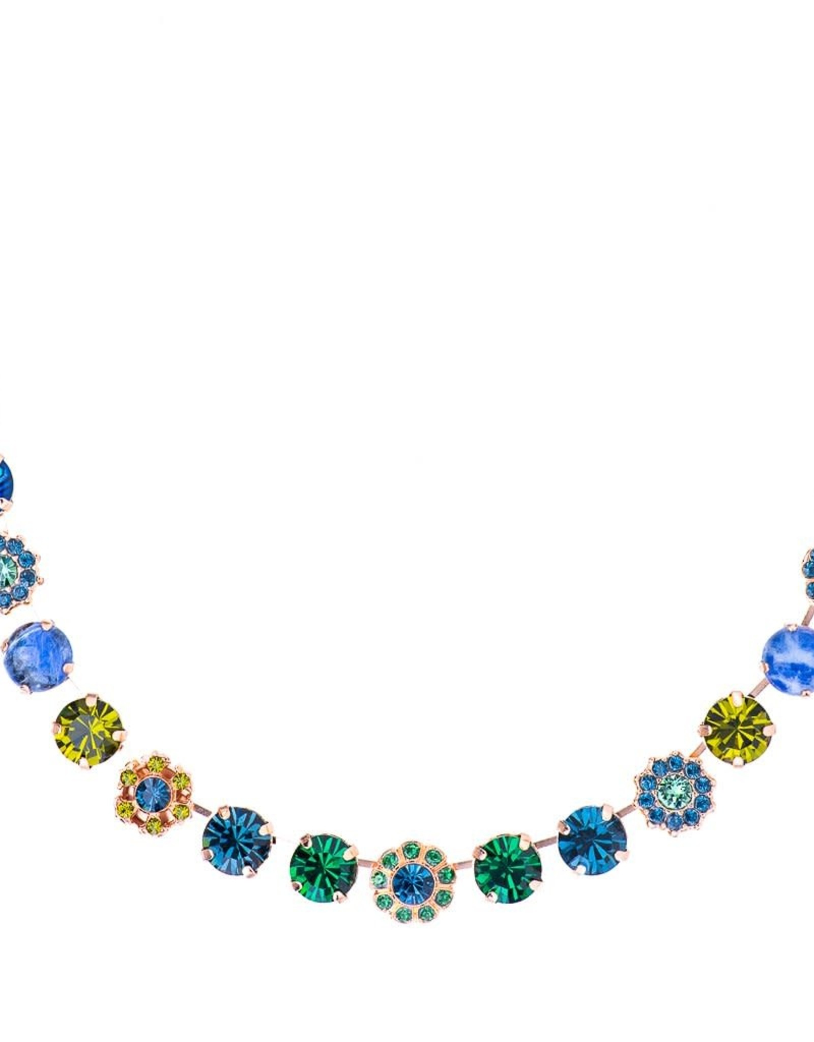 Mariana Chamomile Lovable Rosette Necklace