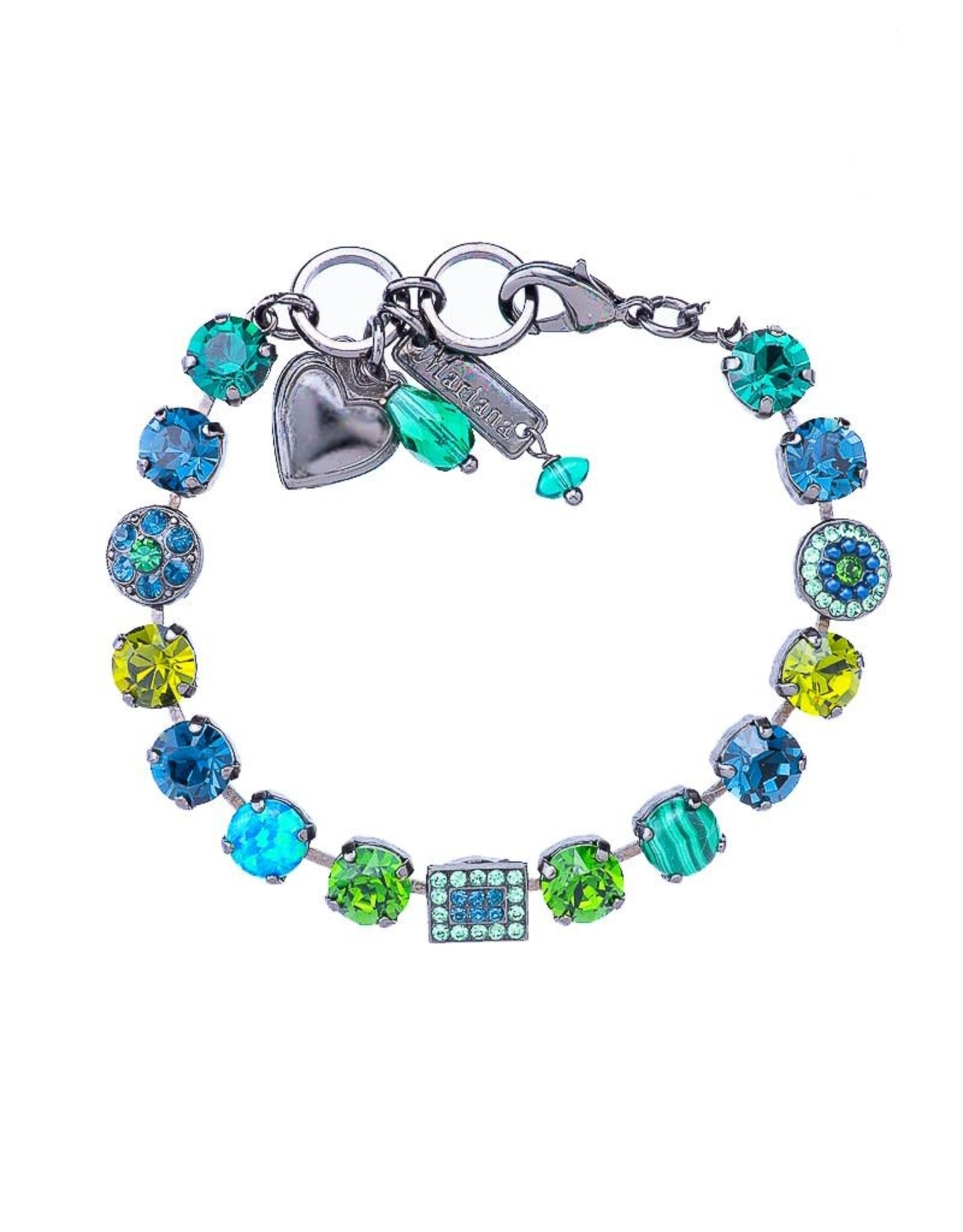 Mariana Chamomile Must-Have Opal and Pavé Bracelet