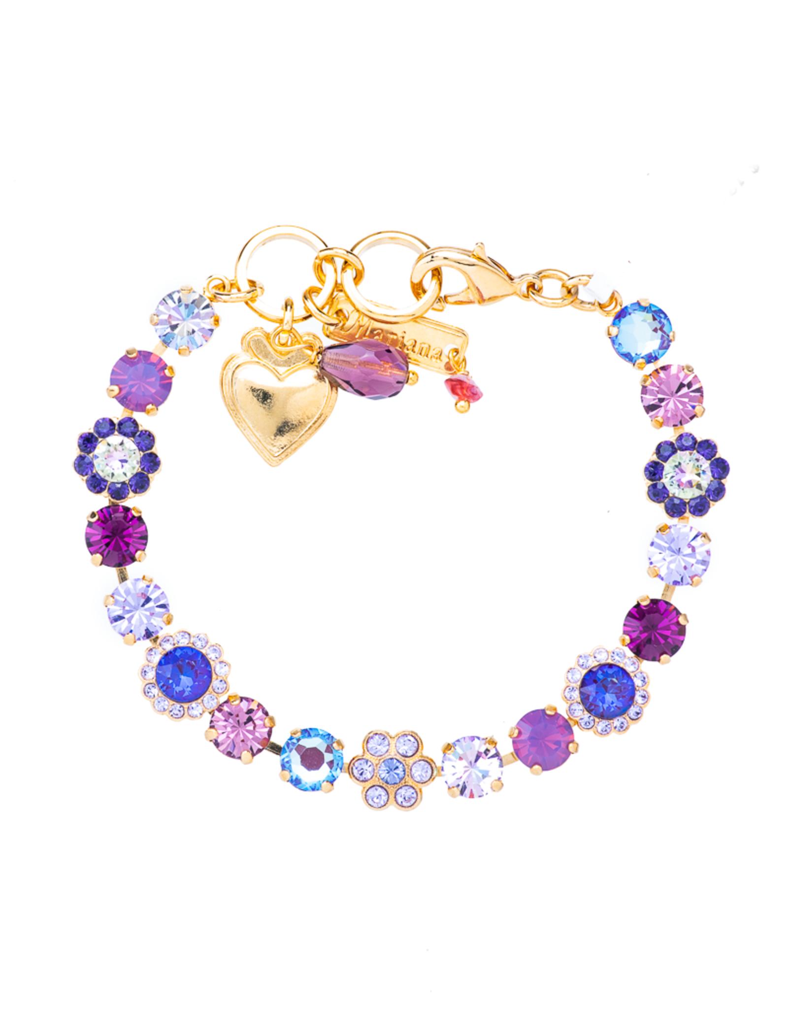 Mariana Wildberry Must-Have Flower Bracelet
