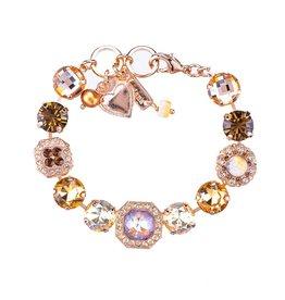 Mariana Chai Lovable Square Cluster Bracelet