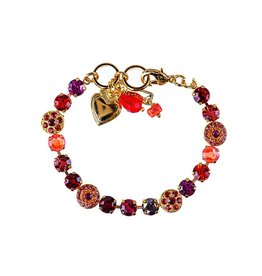Mariana Must-Have Rosette Bracelet Hibiscus