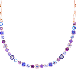 Mariana Must-Have Flower Necklace Wildberry