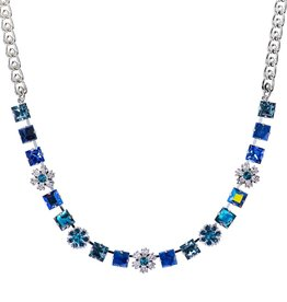 Mariana Must-Have Flower and Square Necklace Sleepytime