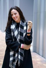 Shiraleah Riley Touchscreen Gloves Beige