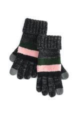 Shiraleah Nancy Touchscreen Gloves Black
