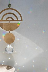 Scout Suncatcher - Rainbow/Labradorite