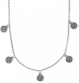 Brighton Pebble Round Droplet Brighton Necklace